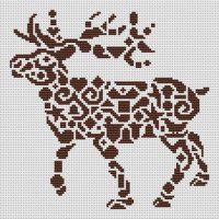 Tribal Reindeer