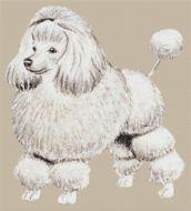 Poodle - full body PDF