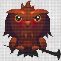 Scary Owl PDF