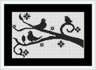 Birds on a Branch 2