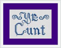 Ye Cunt