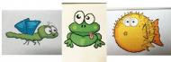 Cartoon Animals Book 1 PDF