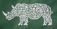 Tribal White Rhino PDF