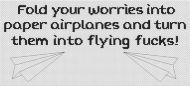 Big Flying Fuck