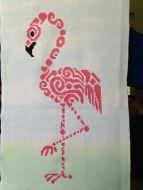 Tribal Flamingo PDF