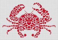 Tribal Crab