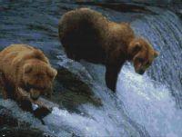 Bears Fishing PDF