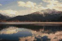 Mountains Reflected PDF