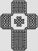 Celtic Knot Cross 1 PDF
