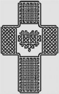 Celtic Knot Cross 2