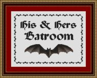His and Hers Batroom PDF