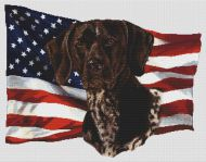 Patriotic German Shorthaired Pointer PDF