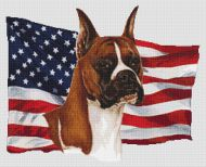 Patriotic Boxer Cropped Ears PDF