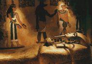 King Tut's Golden Tomb PDF
