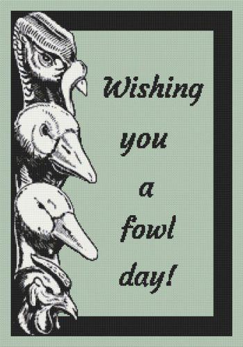 Fowl Day PDF
